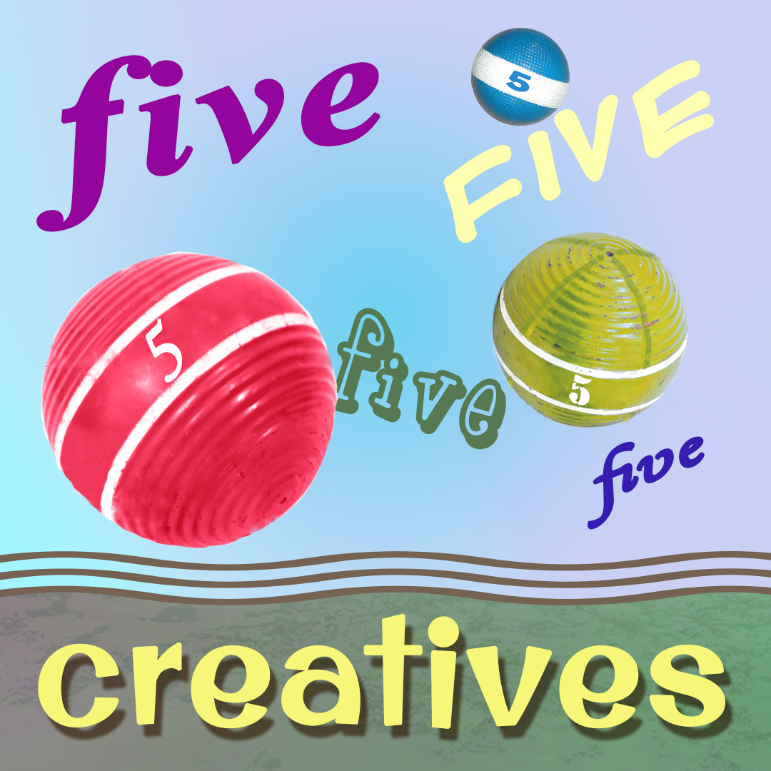 5 Creatives POD Site
